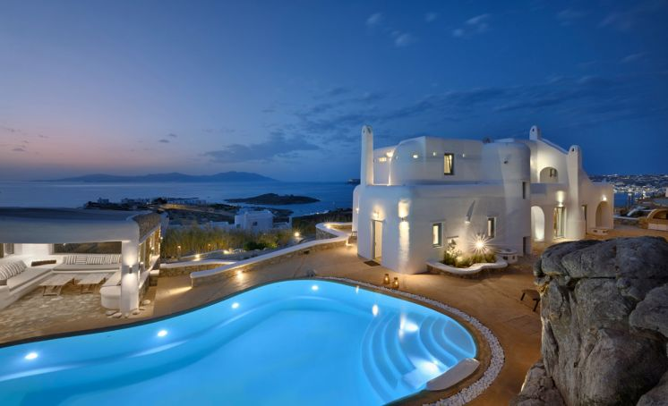 Mykonos Grand Villa & Estate