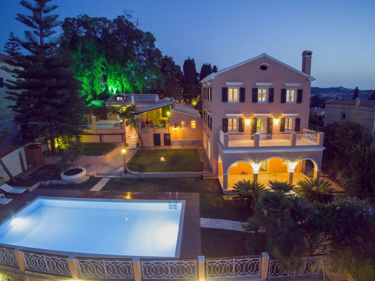 The Corfu Mansion