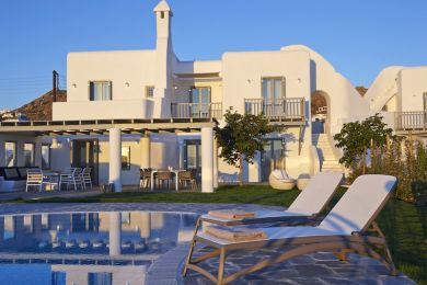 Naxos Gem Villas